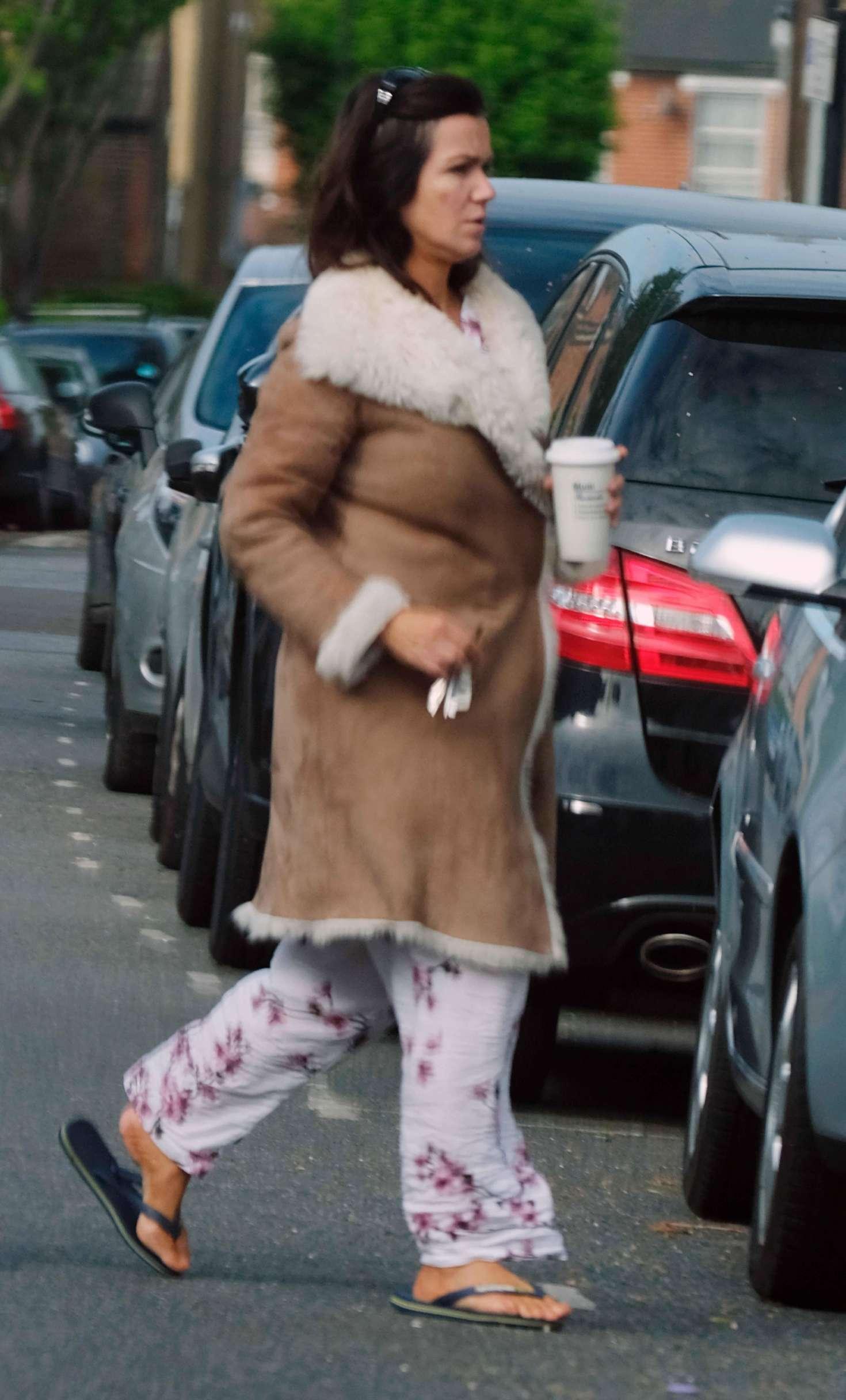 Susanna reid in her pyjamas out in london nude (67 pics)