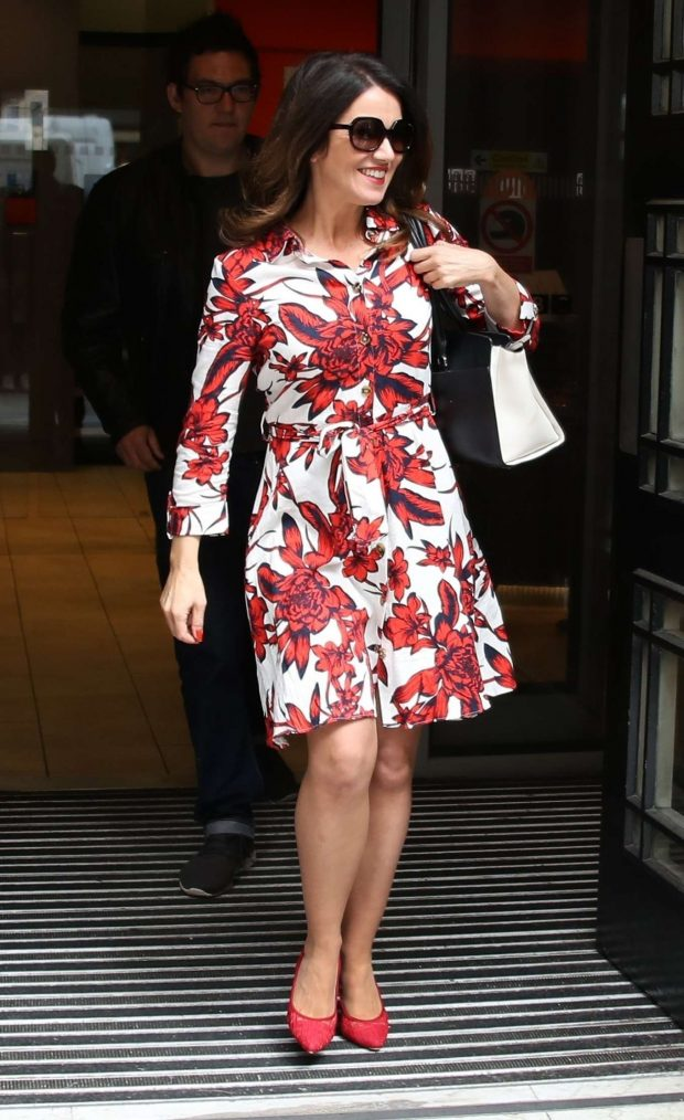 Susanna Reid - Leaving BBC Radio in London