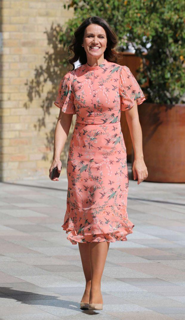 Susanna Reid: Outside ITV Studios-02 | GotCeleb