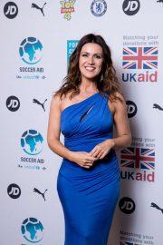 Susanna Reid - Soccer Aid for Unicef Gala 2019 in London