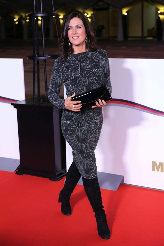 Susanna Reid - The Millies Guildhall in London