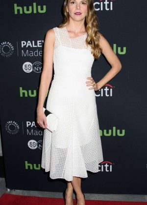 Sutton Foster - 2016 Paleyfest Younger at Paley Center for Media in New York
