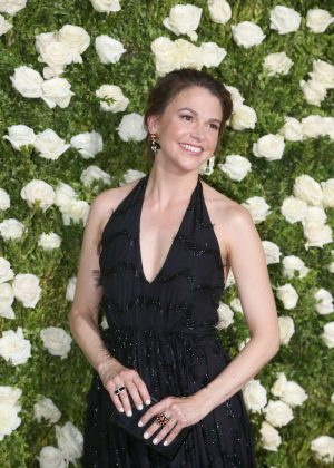 Sutton Foster - 2017 Tony Awards in New York City