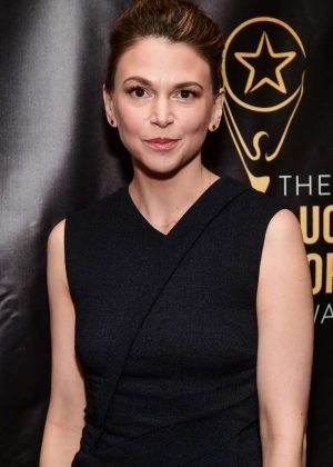 Sutton Foster - 32nd Annual Lucille Lortel Awards in NY