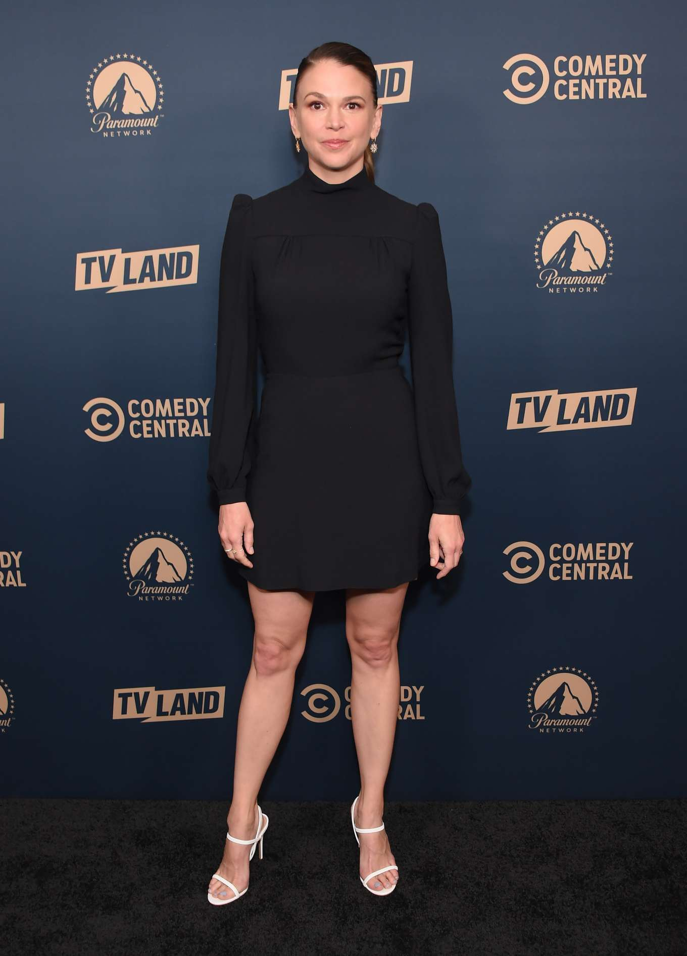 Sutton Foster - Comedy Central, Paramount Network and TV Land Press Day in LA
