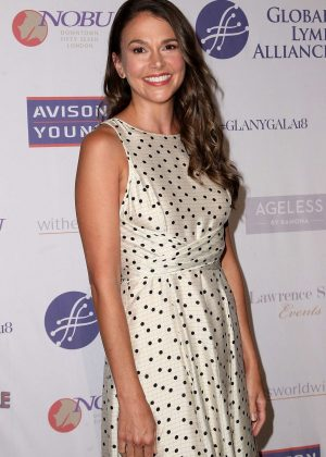 Sutton Foster - Global Lyme Alliance Fourth Annual New York City Gala in NY