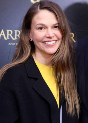 Sutton Foster - 'Harry Potter and the Cursed Child' Opening Day in NY