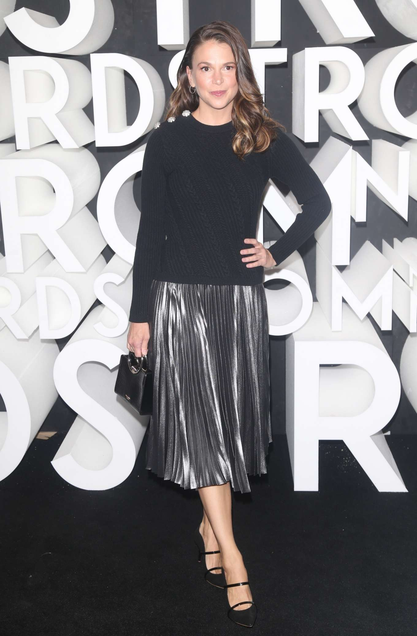 Sutton Foster - Nordstrom Grand Opening in New York City