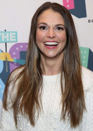 Sutton Foster - 'Prom' Opening Night in New York
