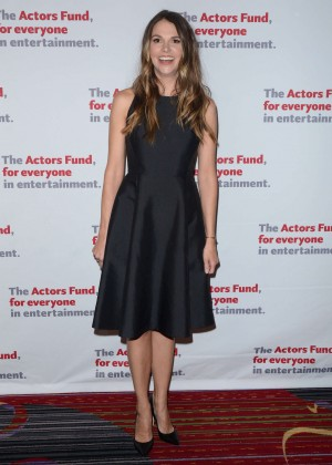 Sutton Foster - The Actors Fund 2016 Gala in New York