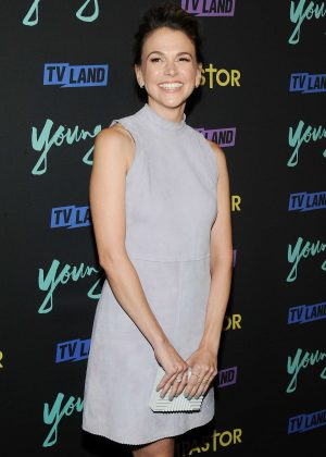 Sutton Foster - 'Younger' Season 3 and 'Impastor' Season 2 Premiere in NY