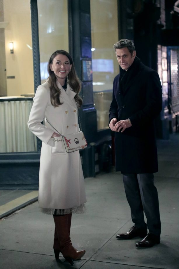 Sutton Foster - 'Younger' set in New York