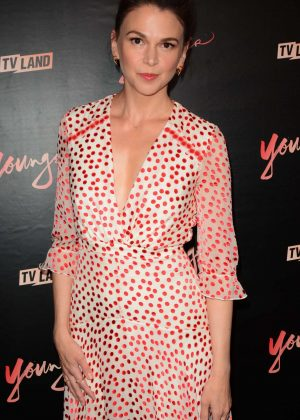 Sutton Foster - 'Younger' TV Show Premiere in New York