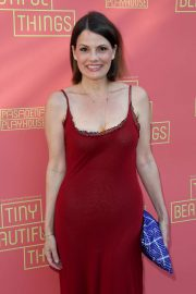 Suzanne Cryer - 'Tiny Beautiful Things' Play Opening Night in Los Angeles
