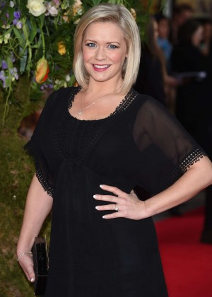"""Suzanne Shaw - """"A Little Chaos"""" Premiere in London"""