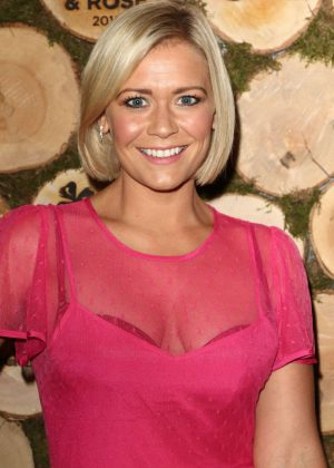 Suzanne Shaw - Horan and Rose Gala Dinner in Hertfordshire