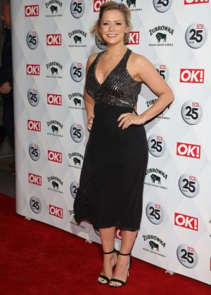 Suzanne Shaw -  OK! Magazine's 25th Anniversary Party in London