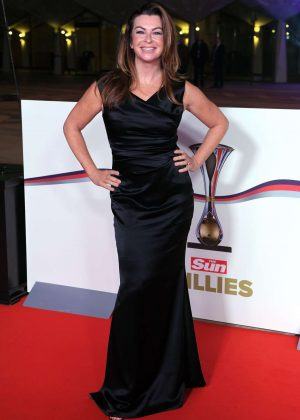 Suzi Perry - The Millies Guildhall in London