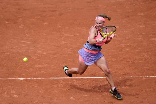Svetlana Kuznetsova - 2017 French Open Tennis Tournament in Paris