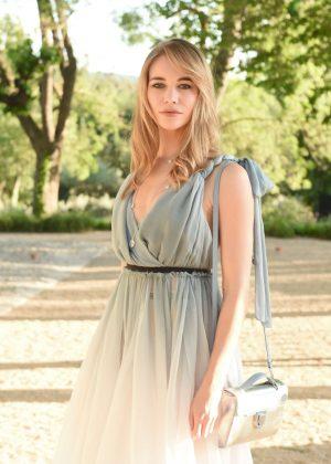 Svetlana Ustinova - Miss Dior Perfume Launch in Montauroux