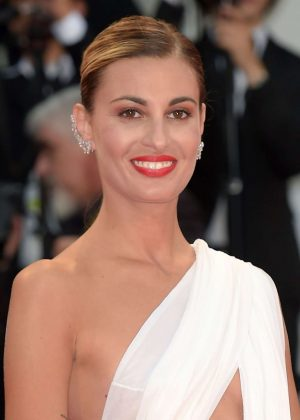 Sveva Alviti - A Star Is Born Premiere - 2018 Venice Film Festival
