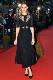 Sveva Alviti - Closing Ceremony at 30th Dinard Film Festival of British Cinema in France