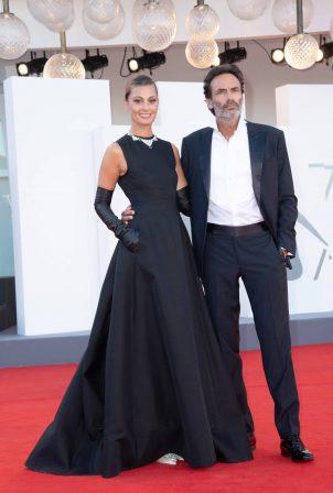 Sveva Alviti - The Ties premiere at 2020 Venice International Film Festival - Italy
