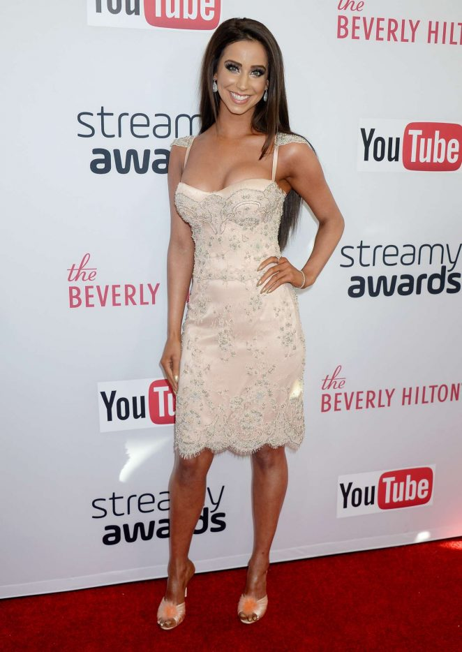 Syd Wilder – 2016 Streamy Awards in Beverly Hills