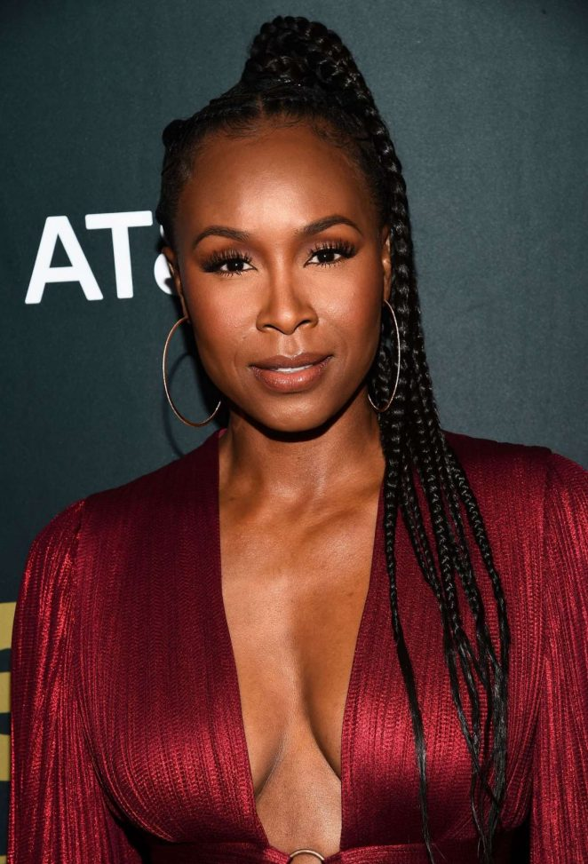 black noel 2018 Sydelle Noel   2018 American Black Film Festival in Los Angeles black noel 2018