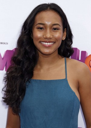 "Sydney Park - ""Home"" Premiere in Westwood"