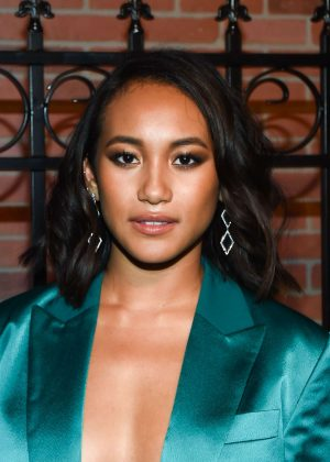 Sydney Park - 'Pretty Little Liars: The Perfectionists' Premiere in Los Angeles