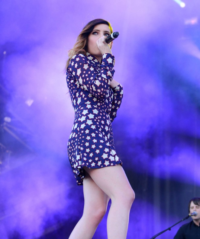 Sydney Sierota - 2015 iHeartRadio Music Festival in Las Vegas