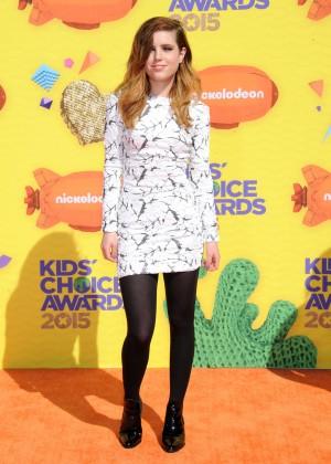 Sydney Sierota - Nickelodeon Kids Choice Awards 2015 in Inglewood