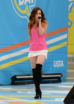 Sydney Sierota - Arthur Ashe Kids Day in New York