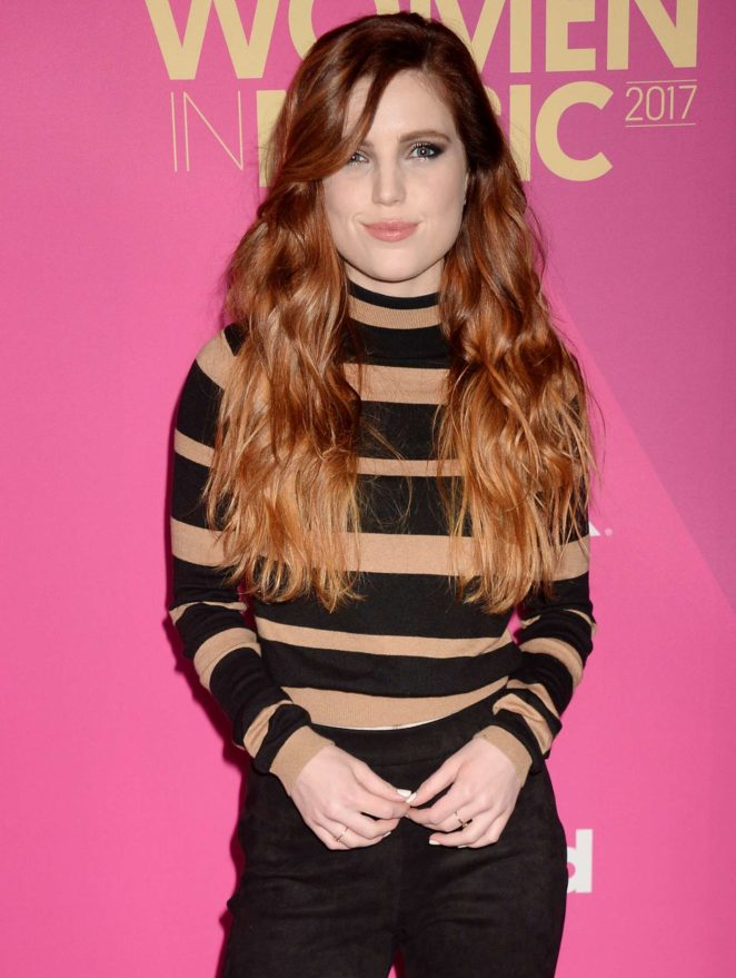Sydney Sierota - Billboard Women in Music 2017 in Los Angeles