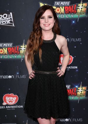 Sydney Sierota - 'Dragon Ball Super Broly' Premiere in Los Angeles