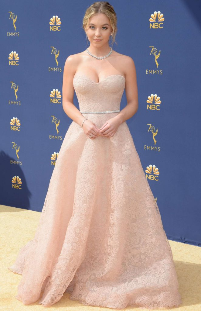Sydney Sweeney - 2018 Emmy Awards in LA