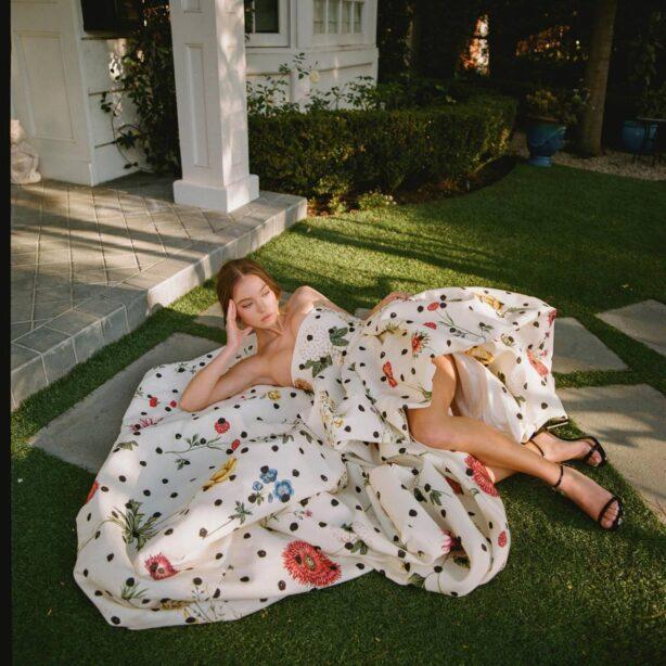 Sydney Sweeney - Sam Dameshek photoshoot - May 2021