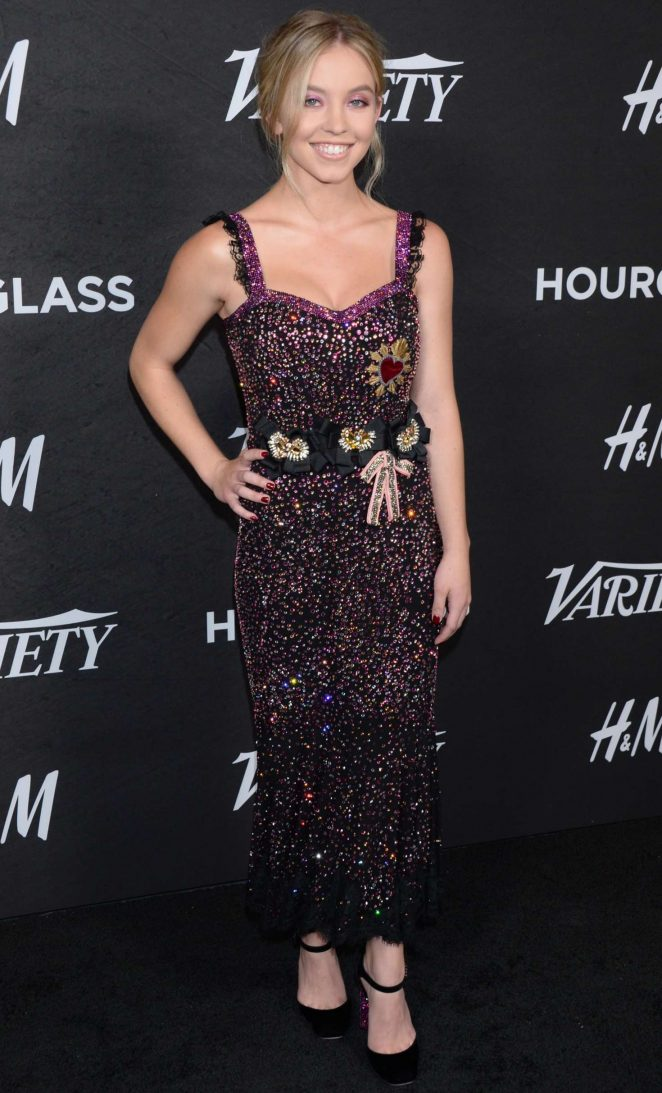 Sydney Sweeney - Variety's Power of Young Hollywood Party in LA