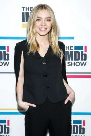 Sydney Sweeney - Visits 'The IMDb Show' in Studio City