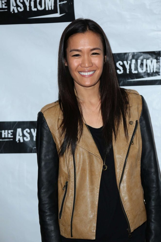 Sydney Viengluang - 'The Fast And The Fierce' Premiere in Los Angeles