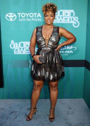 Syleena Johnson - Soul Train Awards 2017 in Las Vegas