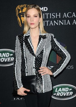 Sylvia Hoeks - 2017 BAFTA Los Angeles Britannia Awards in LA