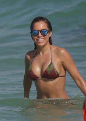 Sylvie Meis in Bikini -01