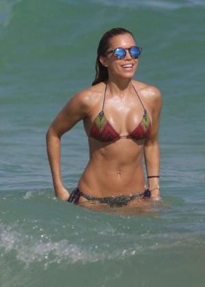 Sylvie Meis in Bikini -02