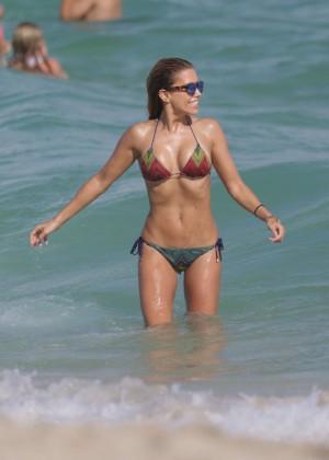 Sylvie Meis in Bikini -05
