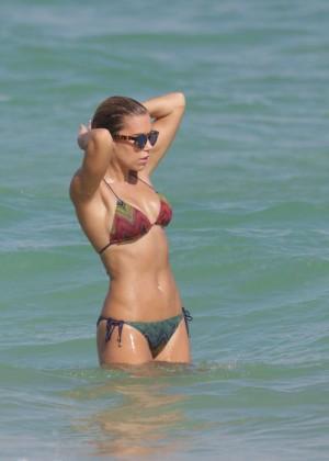 Sylvie Meis in Bikini -12