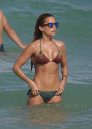 Sylvie Meis in Bikini -15