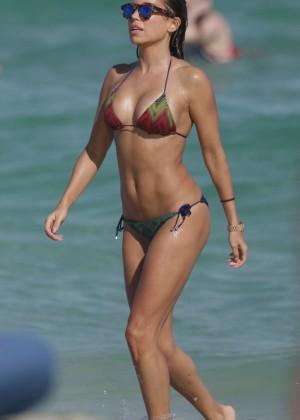 Sylvie Meis in Bikini -17