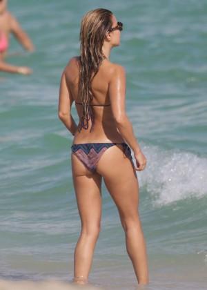 Sylvie Meis in Bikini -23
